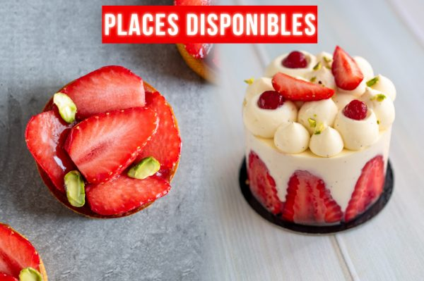 Masterclass Fraise disponible